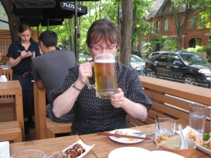 Mardi and the Giant Beer