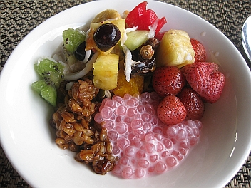 Post image for Bali Breakfasts – or, an exercise in gluttony