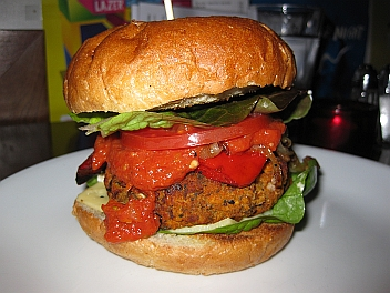Post image for Soho-hum Burgers